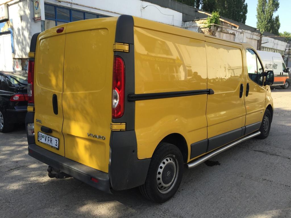 Set amortizoare fata Opel Vivaro 2010 Duba 2.0