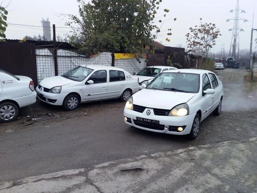 Set amortizoare fata Renault Clio 2006 hatchback 1.5dci