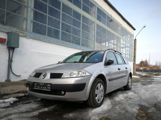 Set amortizoare fata Renault Megane 2006 break 1.9