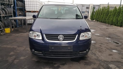 Set amortizoare fata Volkswagen Touran 2005 Hatchback 2.0 TDI