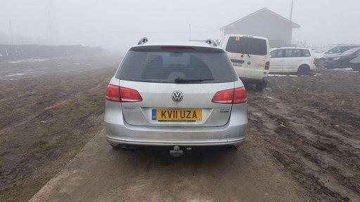 Set amortizoare fata VW Passat B7 2012 combi 2.0