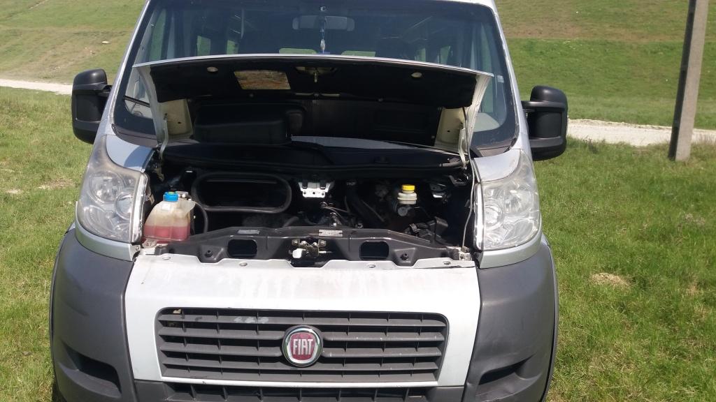 Set amortizoare spate Fiat Ducato 2008 autoutilitara 2.3 multijet