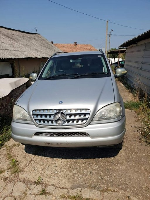Set amortizoare spate Mercedes M-CLASS W163 2001 Hatchback 27 cdi