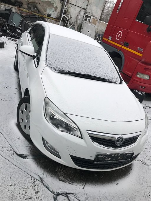 Set amortizoare spate Opel Astra J 2011 hactchback 1.3 Mutijet