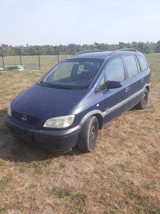 Set amortizoare spate Opel Zafira 2002 Monovolum 2