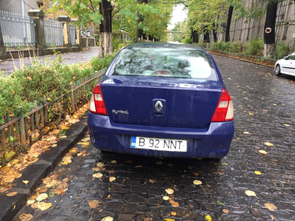 Set amortizoare spate Renault Symbol 2008 berlina 1.5 dCi