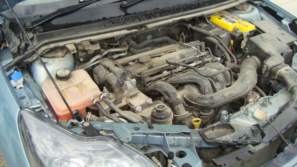 Set arcuri fata Ford Focus 2 Facelift an 2010 motor 1.6 benzina SHDA