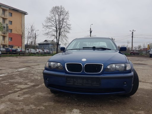 Set arcuri spate BMW E46 2002 Berlina 2.0