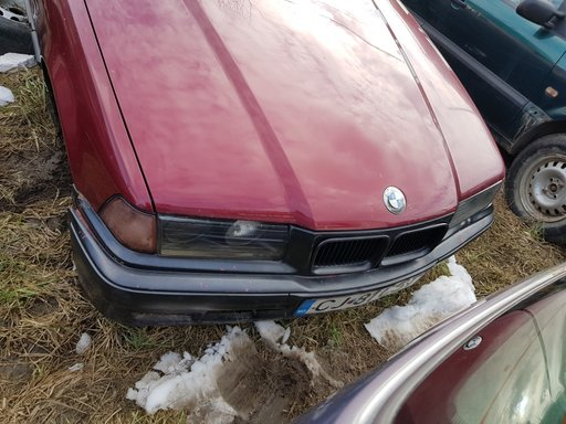 Set arcuri spate BMW Seria 3 E36 1994 LIMUZINA 2.0