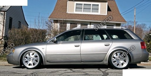 Set Bandouri bandou usi usa portiera portiere Sline s-line S line Audi A6 C5 4B S6 rs6 1997 - 2004