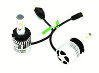 Set Bec H7 cu LED S2 chip led 40W - 4800 lumen 6000k 12-24V
