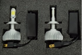 Set bec LED ART X01 HB4 (9006 ) 9-16V 6000k