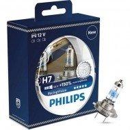 Set becuri H7 Philips Racing Vision 150%