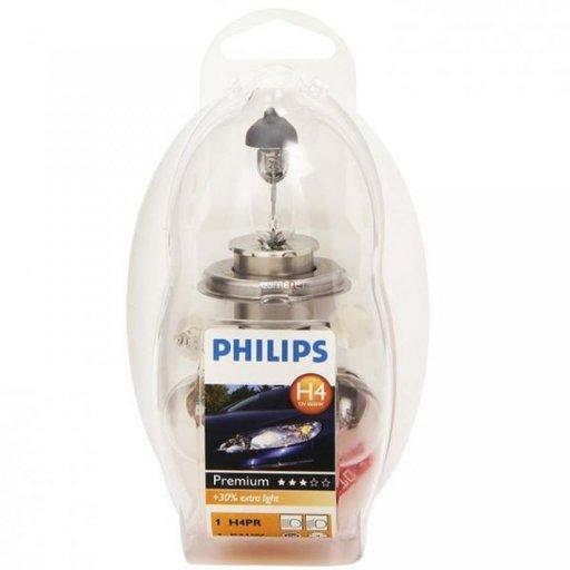 Set Becuri Philips H4 12V 55473EKKM