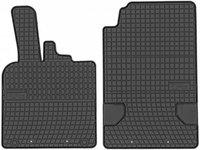 Set Covorase Auto Cauciuc Negro Smart ForTwo 2007-2015 Cod: 547358