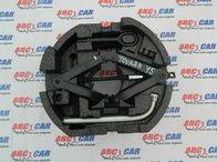 Set cric + cheie + carlig remorcare VW Touran 2 cod: 3Q0011031A 2015 - In prezent