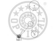 Set curea de distributie AUSTIN MAESTRO (XC), AUSTIN MONTEGO (XE), AUSTIN MONTEGO Estate (XE) - OPTIMAL SK-1176