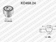 Set curea de distributie FIAT CROMA (154), ALFA ROMEO 168 (164), LANCIA THEMA (834) - SNR KD458.24