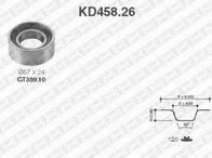 Set curea de distributie FIAT FIORINO caroserie (146), FIAT FIORINO (147), LANCIA Y10 (156) - SNR KD458.26