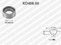 Set curea de distributie FIAT PANDA (141A_), FIAT TIPO (160), FIAT PUNTO (176) - SNR KD458.00