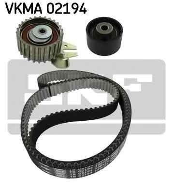 Set curea de distributie FIAT PUNTO / GRANDE PUNTO 199 SKF VKMA 02194