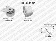 Set curea de distributie LANCIA DEDRA (835), LANCIA DELTA Mk II (836), ALFA ROMEO 145 (930) - SNR KD458.31