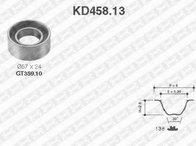 Set curea de distributie LANCIA DEDRA (835), LANCIA DELTA Mk II (836), FIAT TEMPRA (159) - SNR KD458.13