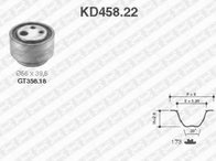 Set curea de distributie LANCIA KAPPA (838A), FIAT CROMA (154), LANCIA DEDRA (835) - SNR KD458.22