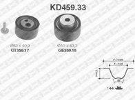 Set curea de distributie PEUGEOT 806 (221), CITROËN SYNERGIE (22, U6), FIAT ULYSSE (220) - SNR KD459.33