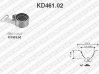 Set curea de distributie ROVER 100 / METRO (XP), ROVER 100 Cabriolet (XP), ROVER 200 hatchback (XW) - SNR KD461.02