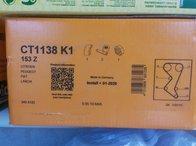 Set curea distributie (1 curea + 2 role) CONTITECH - CT1138K1