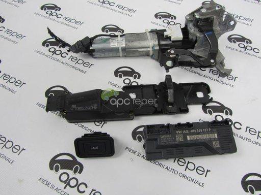 Set deschidere/inchidere portbagaj electric original Audi A8/S8 4H