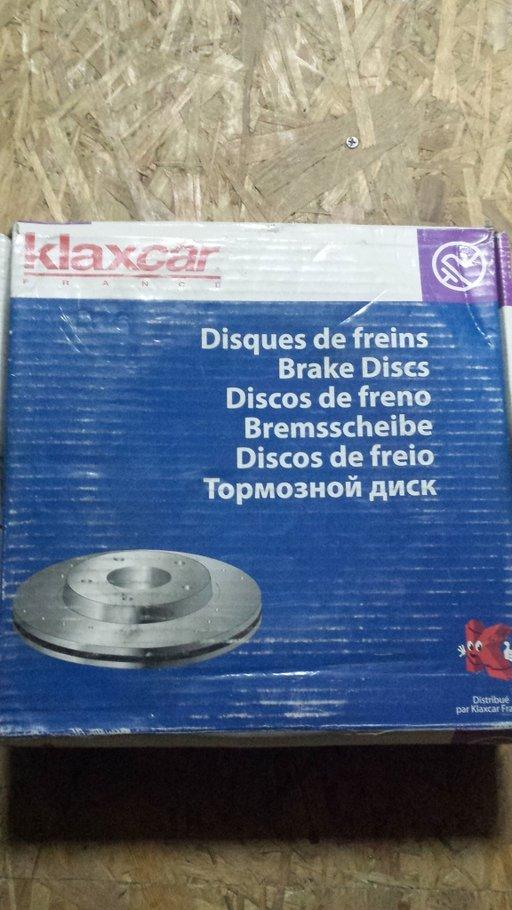 Set Discuri Dacia Logan 1,5 dci