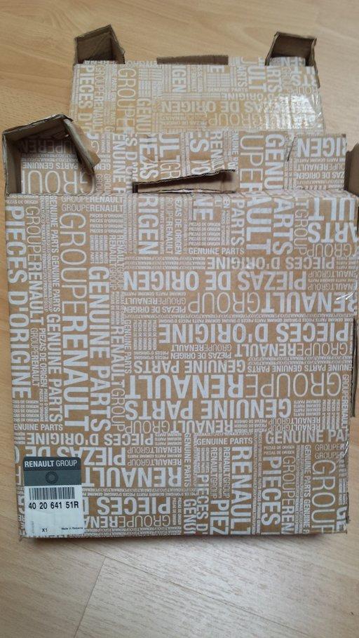 Set Discuri Frana Duster cod 402064151R