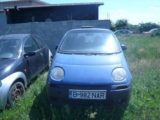 Set discuri frana fata Daewoo Matiz 2004 hatchback