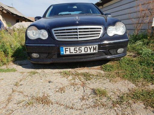 Set discuri frana fata Mercedes C-CLASS W203 2005 Sedan 3.0 cdi v6