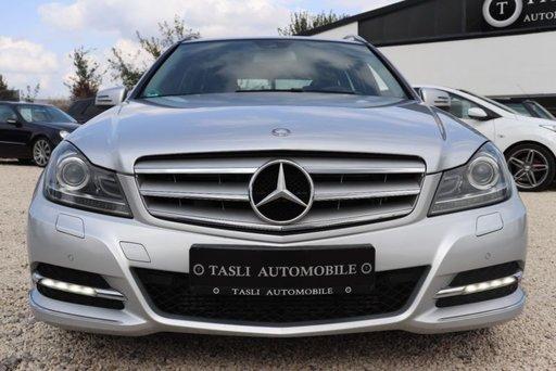 Set discuri frana fata Mercedes C-CLASS W204 2012 Break 2.2 CDI