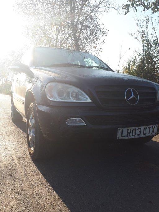 Set discuri frana fata Mercedes M-CLASS W163 2003