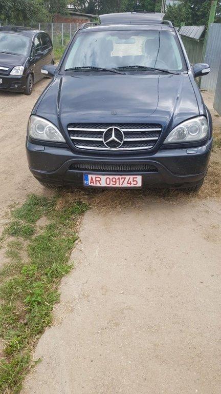 Set discuri frana fata Mercedes M-CLASS W163 2003 4 USI 4000 CDI