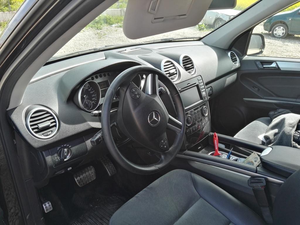 Set discuri frana fata Mercedes M-CLASS W164 2007 JEEP 3.0 CDI