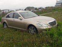 Set discuri frana fata Mercedes S-Class W221 2007 berlina 3.0cdi om642