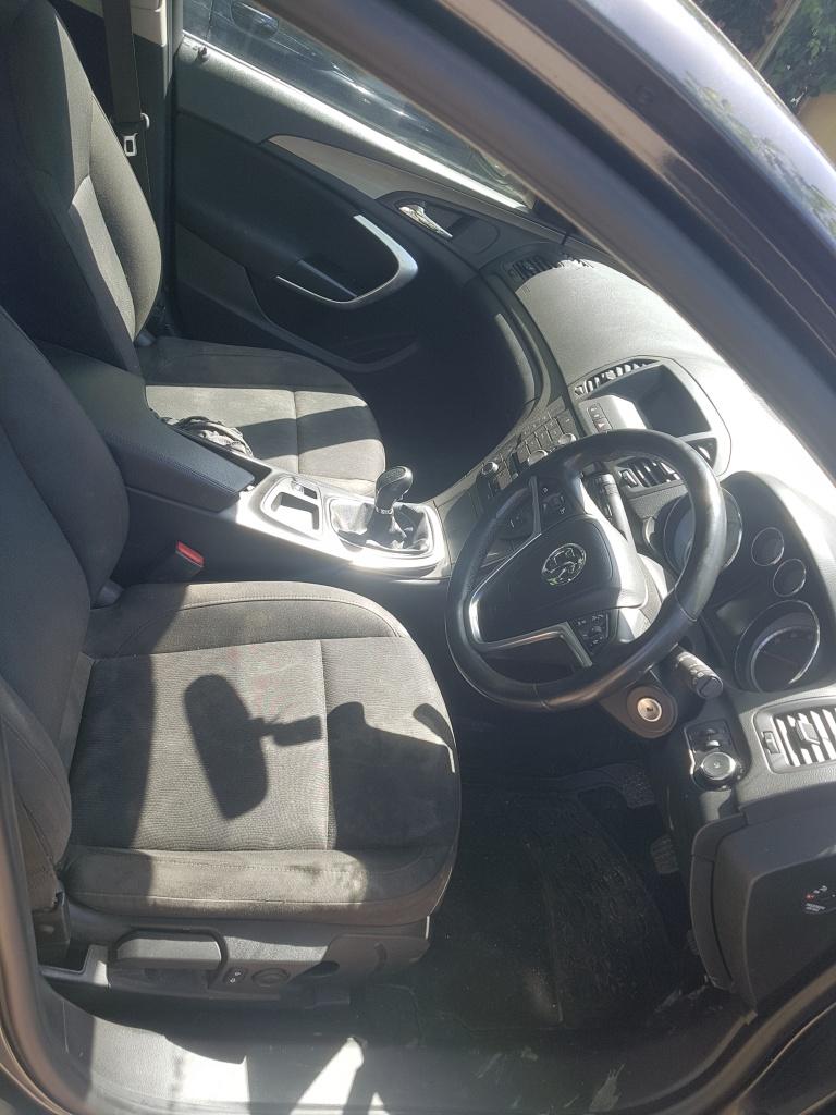 Set discuri frana fata Opel Insignia A 2010 Hatchback 2.0 CDTI