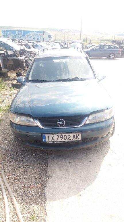 Set discuri frana fata Opel Vectra B 2001 BREAK 2.0 DTI