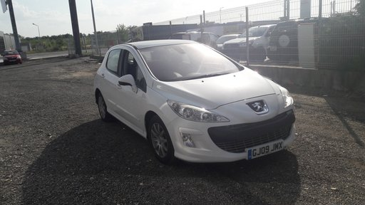 Set discuri frana fata Peugeot 308 2009 Hatchback 1.6HDi