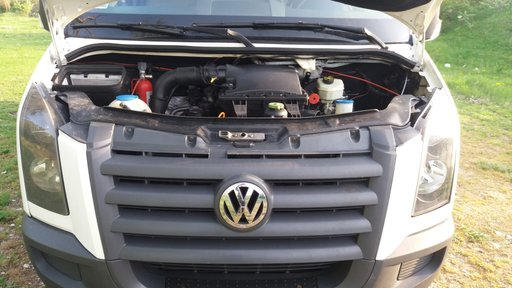Set discuri frana fata VW Crafter 2008 autoutilitara 2.5 tdi