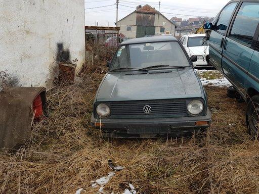 Set discuri frana fata VW Golf 2 1985 HATCHBACK 1.3