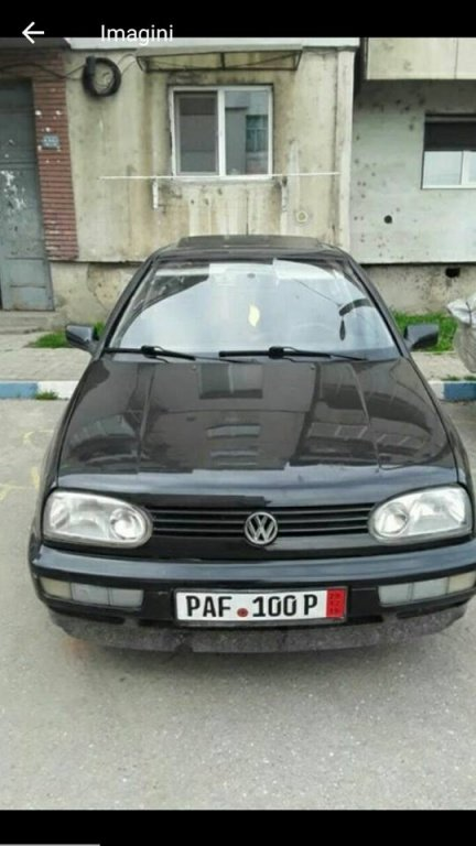 Set discuri frana fata VW Golf 3 1997 Hatchback 1.6 i