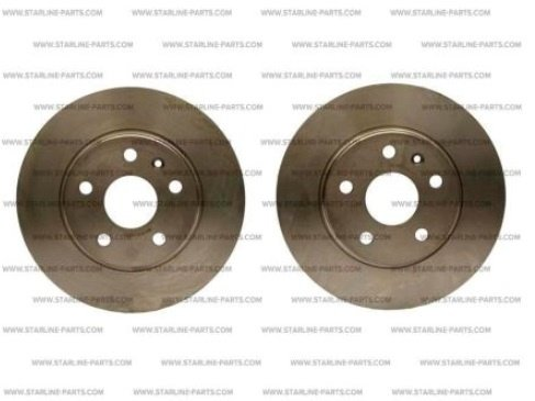 Set Discuri Frana Opel Insignia 296mm Starline