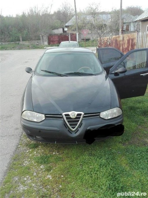Set discuri frana spate Alfa Romeo 156 2000 Berlina 2.4 JTD