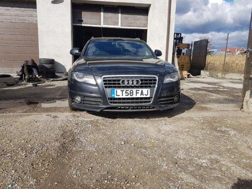 Set discuri frana spate Audi A4 B8 2010 combi 2.0tdi